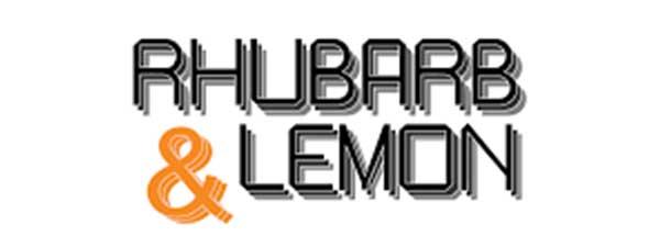 rhubarb&lemon
